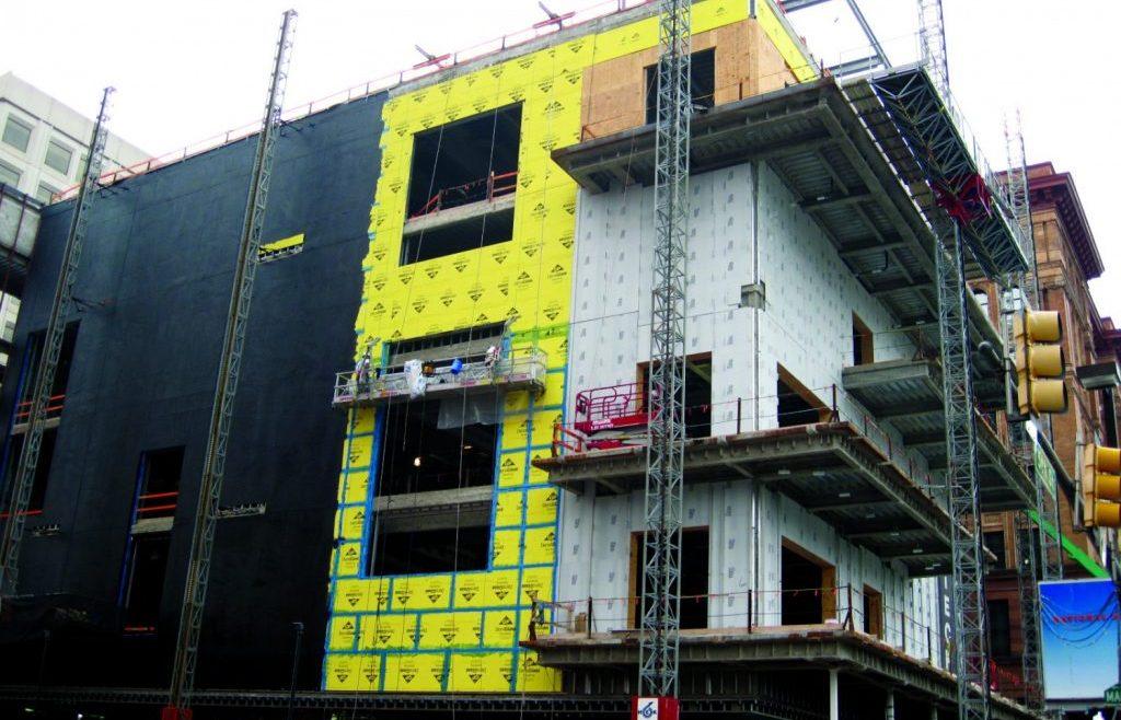Гидроизоляция зданий