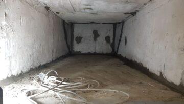 Гидроизоляция вентиляционной шахты в частном доме